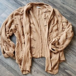 Mauricies slouchy cardigan